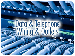 Data and Telephone Wiring